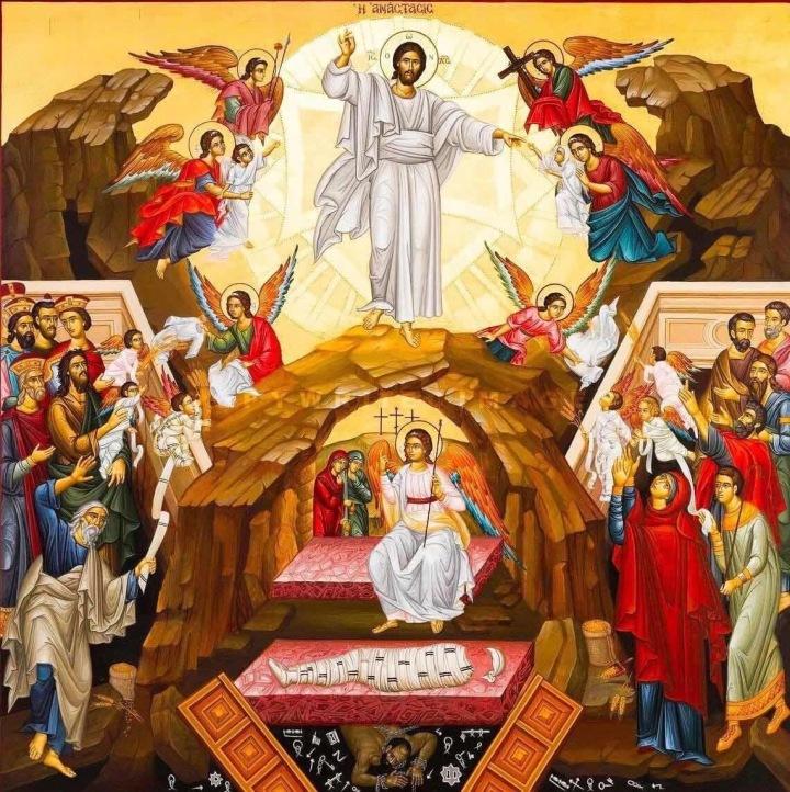 Resurrection Icon